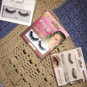Other - Brand new Faux eyelashes!!! 👀👏🏼